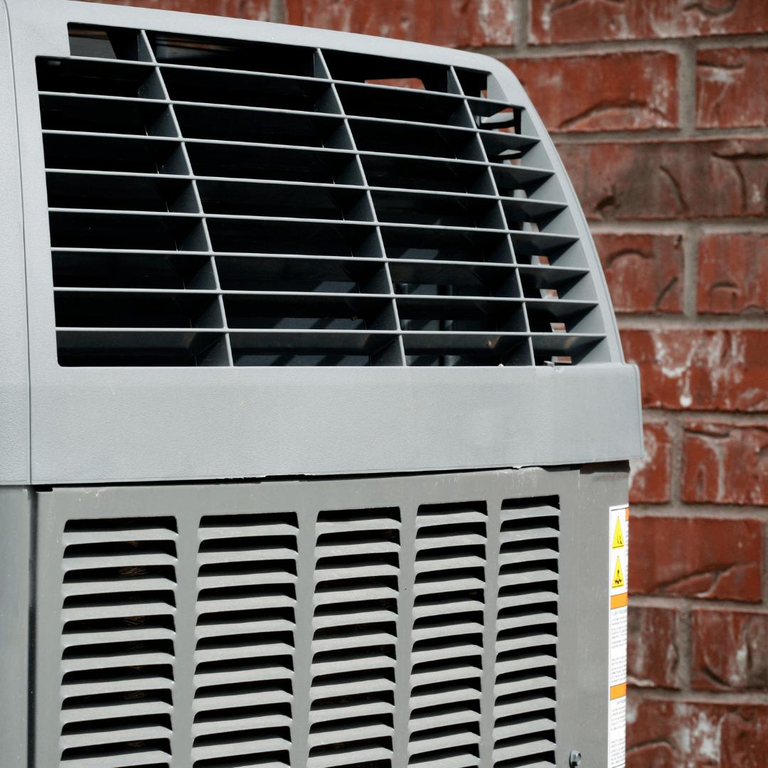 air conditioner-up close